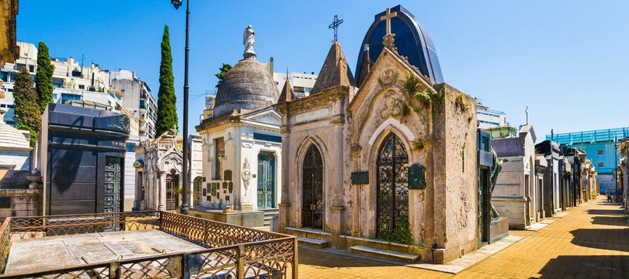Cemitério de Recoleta
