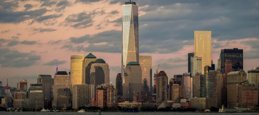 One World Trade Center em Nova Iorque