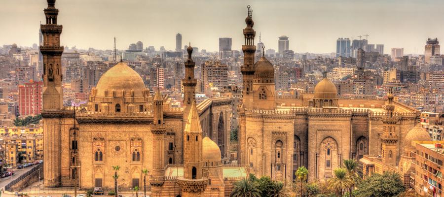 Torre do Cairo no Egito